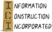 Information Construction Inc. Logo
